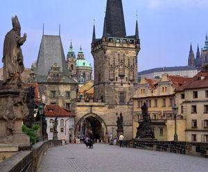 Чешский Крумлов и замок Глубока над Влтавой - экскурсия