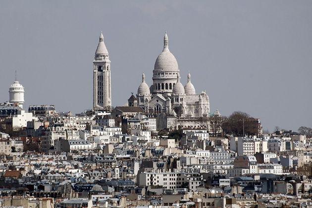 Экскурсия : Экскурсия по Монмартру