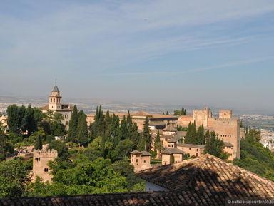 Альгамбра и Хенералифе