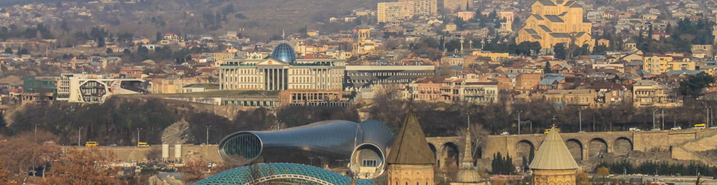Прогулка по Тбилиси: знакомство с городом