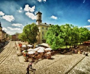 Unconventional Lviv
