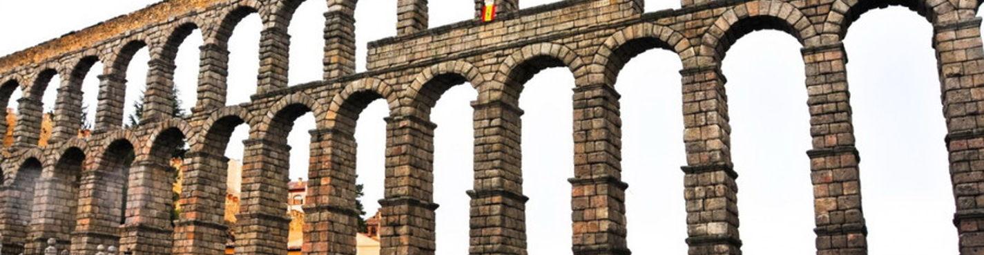 Экскурсия из Мадрида в Сеговию, Эскориал и долина павших