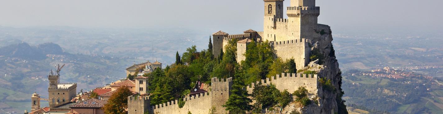 Экскурсия в Сан-Марино из Римини