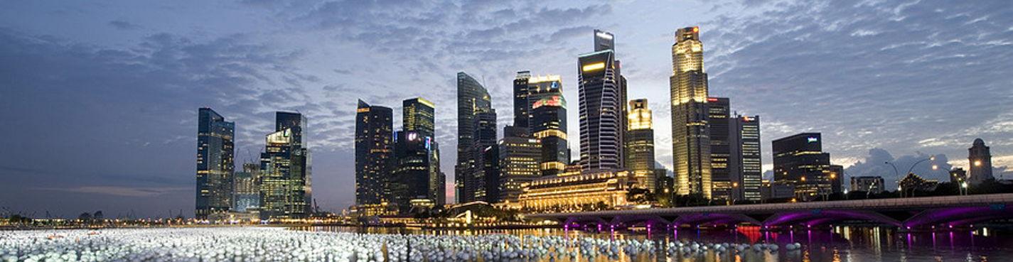 Сингапур 2 дня
