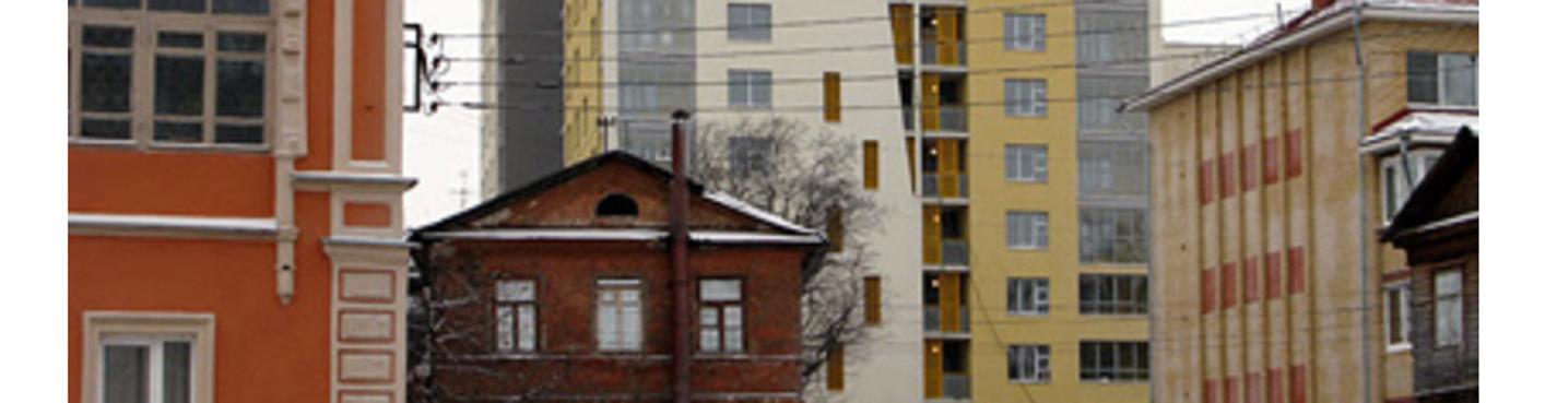 Модернизм, постмодерн и реконструкция среды