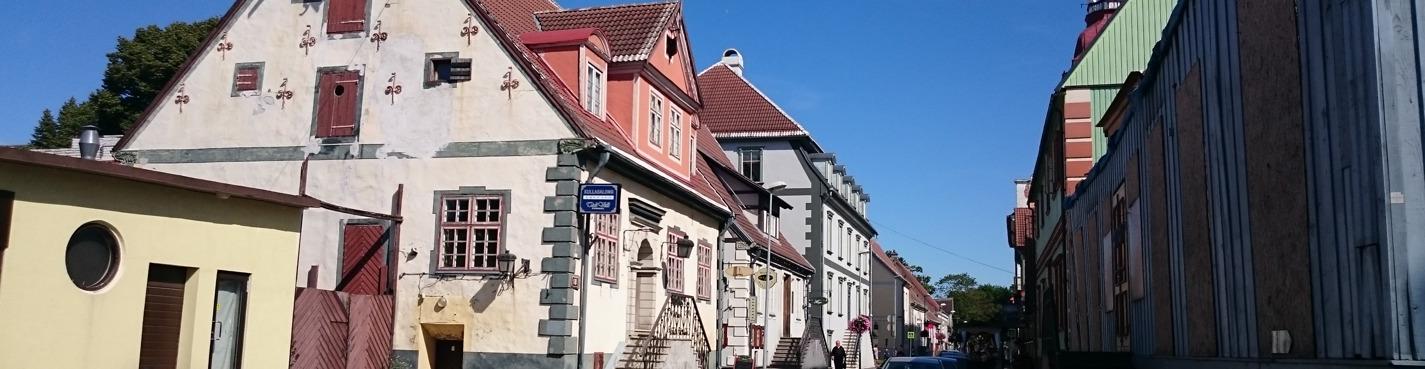 Теплая экскурсия в летнюю столицу Эстонии город Пярну