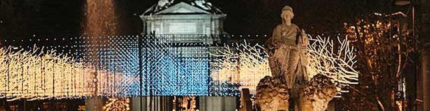 Новогодний Мадрид ждет вас!