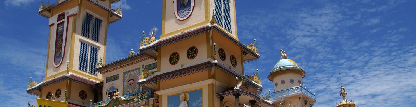 Экскурсия в Туннели Кучи и храм Као Дай