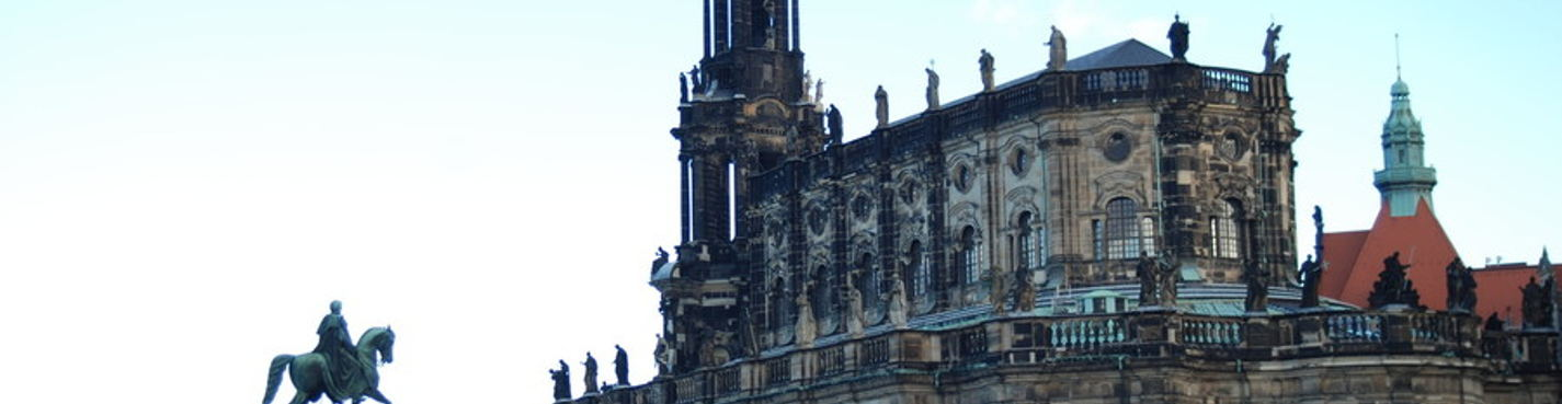 Обзорная экскурсия по исторической части Дрездена