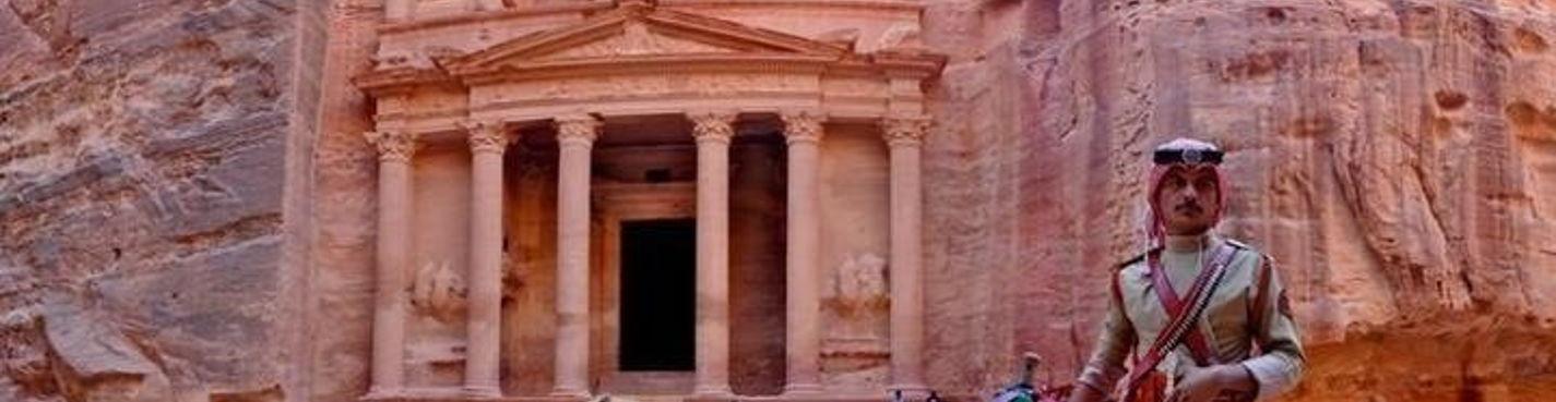 Обзорная экскурсия в Петру. Петра, Иордания