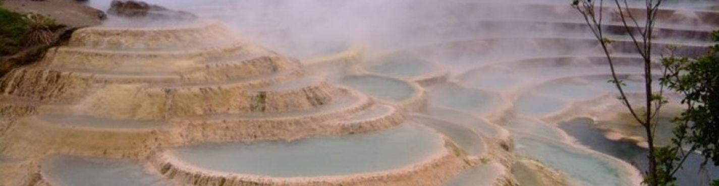 5. Экскурсия в геотермальный парк Ваиракеи. Таупо.