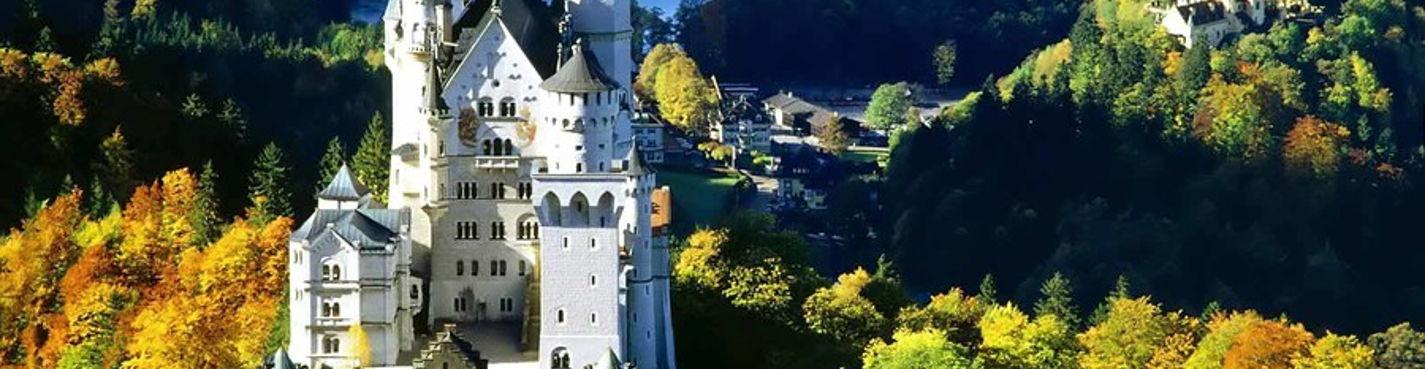 Экскурсия из Праги в Мюнхен + замки Баварии (Нойшванштайн, Линдерхоф) 2 дня