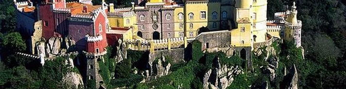 Синтра путишествие в сказку 3 замка с посещением мыса Рока.