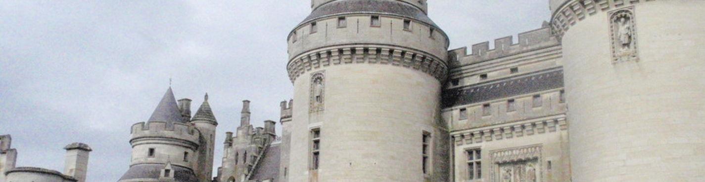 Экскурсия в замок Пьерфон