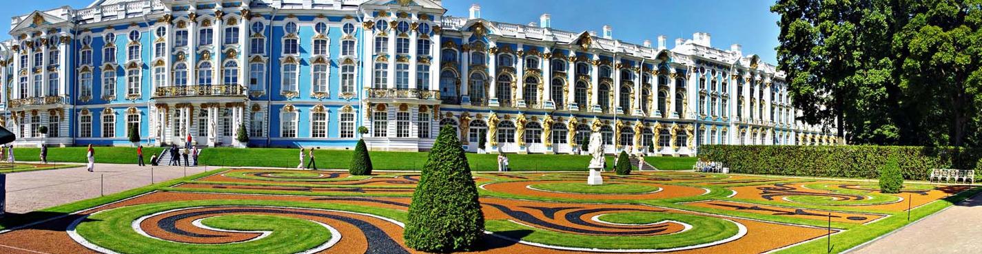 Pushkin tour