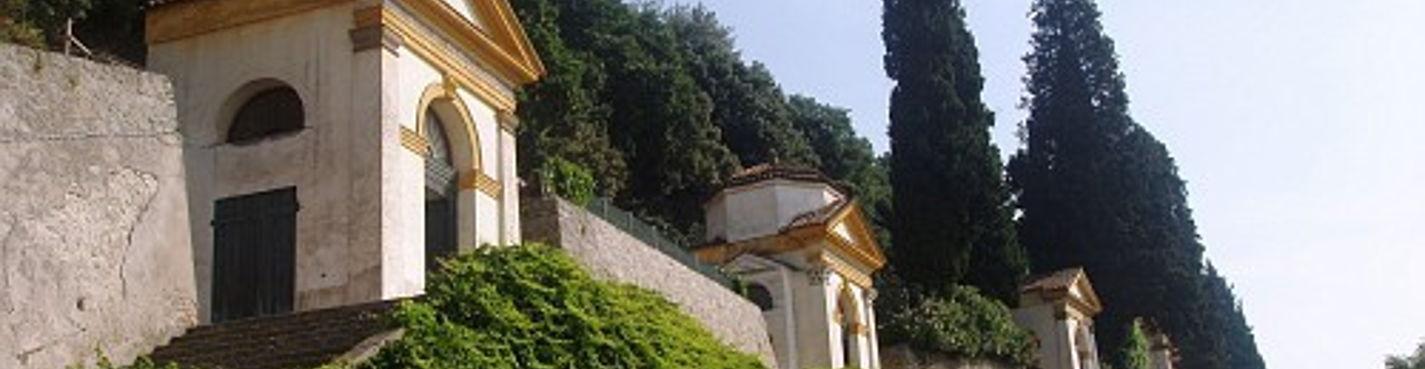 Города — крепости: Монселиче, Эсте, Монтаньяна (область Падуи)