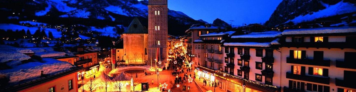 Кортина д'Ампеццо и обзорная экскурсия по Доломитовым Альпам
