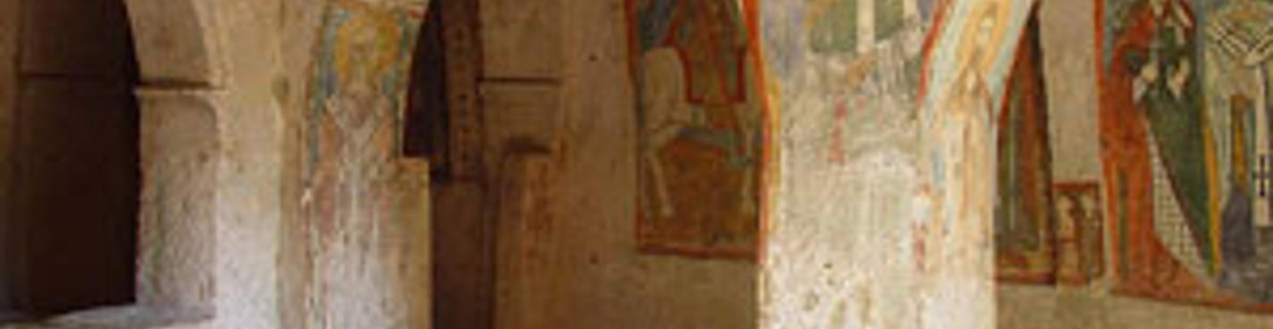 Скальные церкви Моттолы
