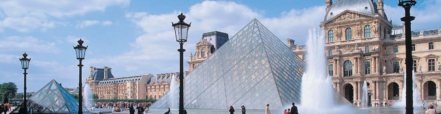 Шедевры Лувра за 2 часа