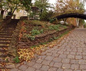 Одесские дворики (ретро) на авто - экскурсия