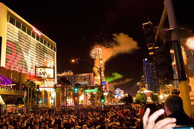 Экскурсия в Лас-Вегасе: Встреча Нового Года в Лас-Вегасе