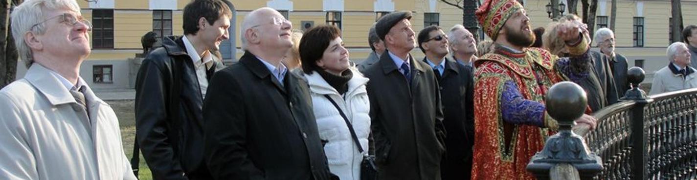 Прогулки с посадником Сбыславом по Ярославову дворищу