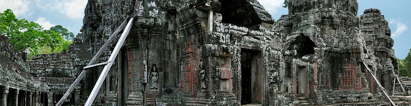 В Камбоджу из Паттайи