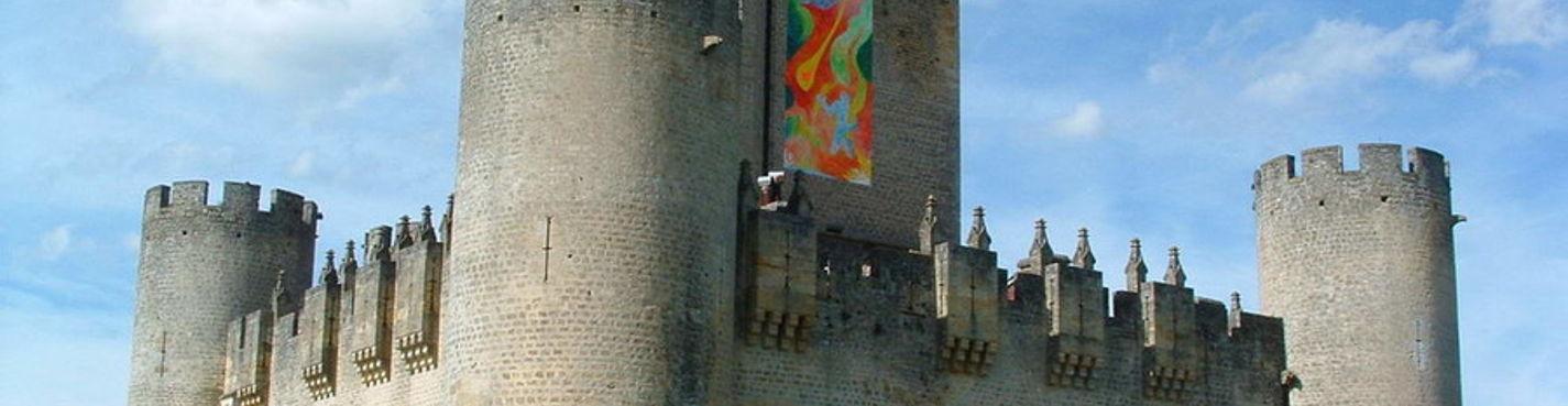 Замок королевы Марго и десертные вина Сотерна