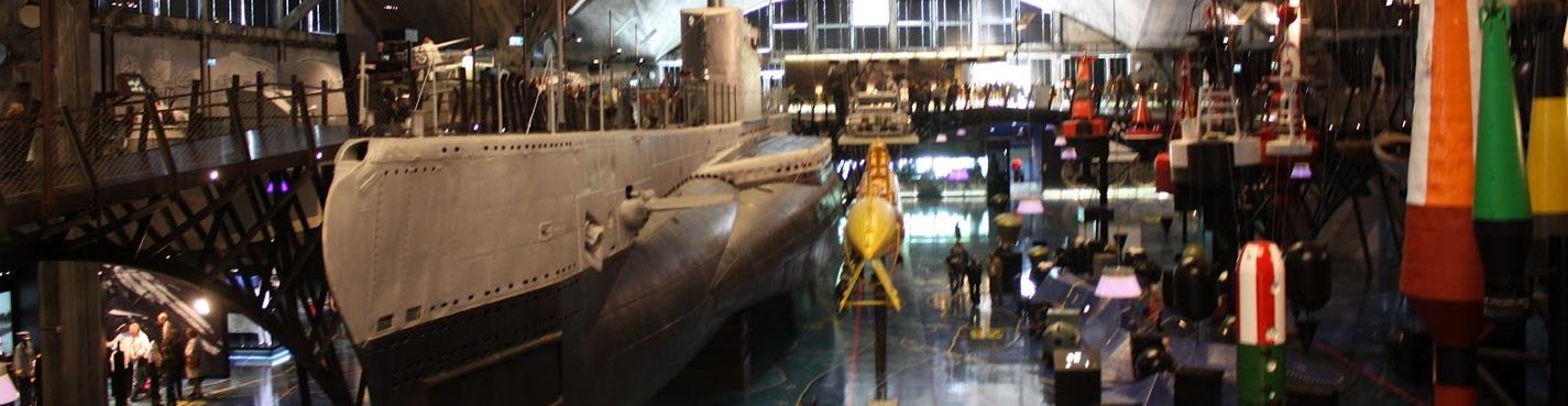 Экскурсия в военно-морской музей Леннусадам