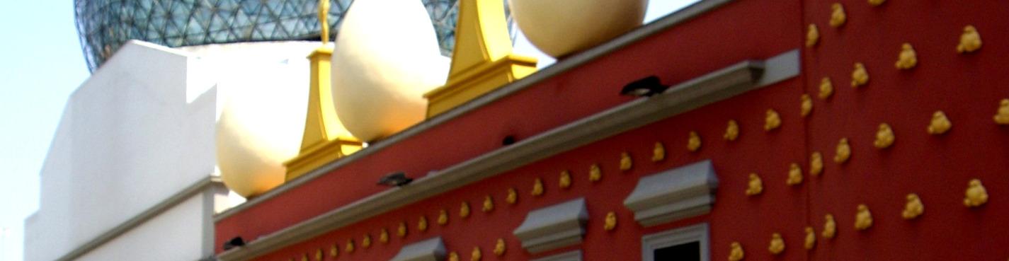 Театр-музей Сальвадора Дали и Жерона