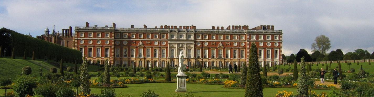 Экскурсия в Хэмптон Корт резиденцию Генри VIII