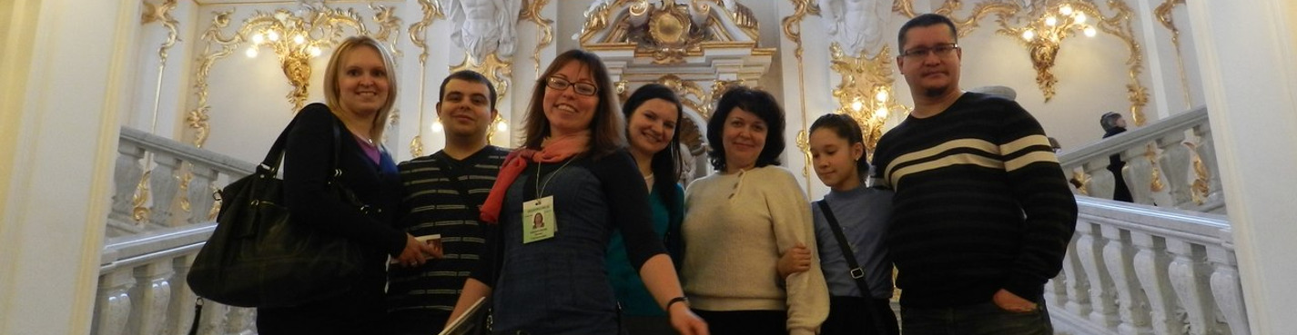 Winter Palace - the residence of Romanovs