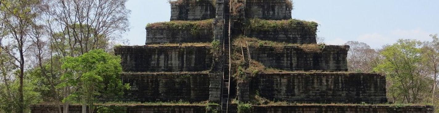 Храм Бенг Меле и храмовый комплекс Ко Кер