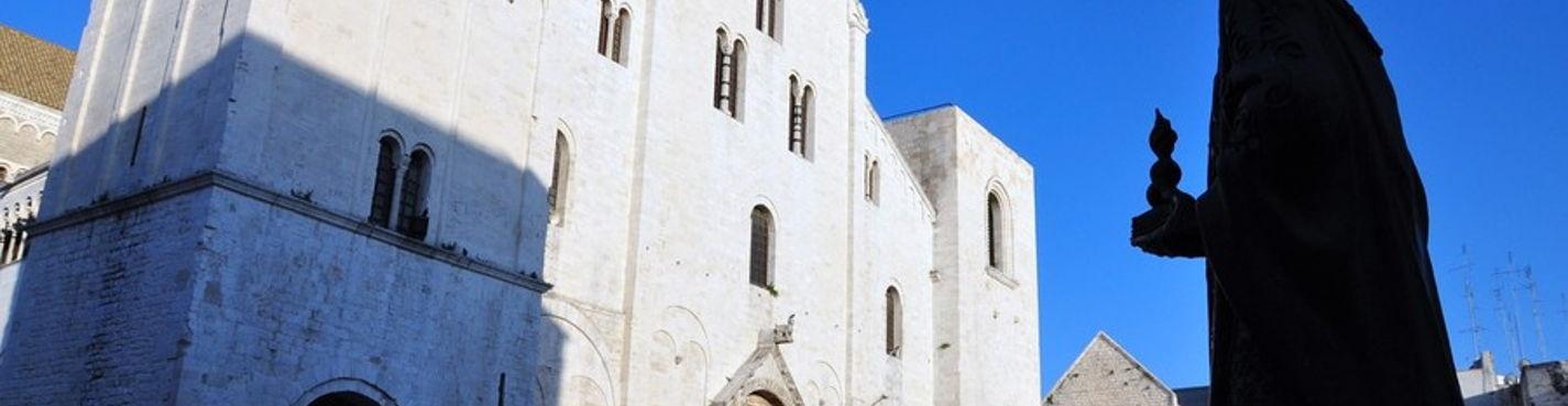 Обзорная экскурсия по Бари и Базилике Св.Николая