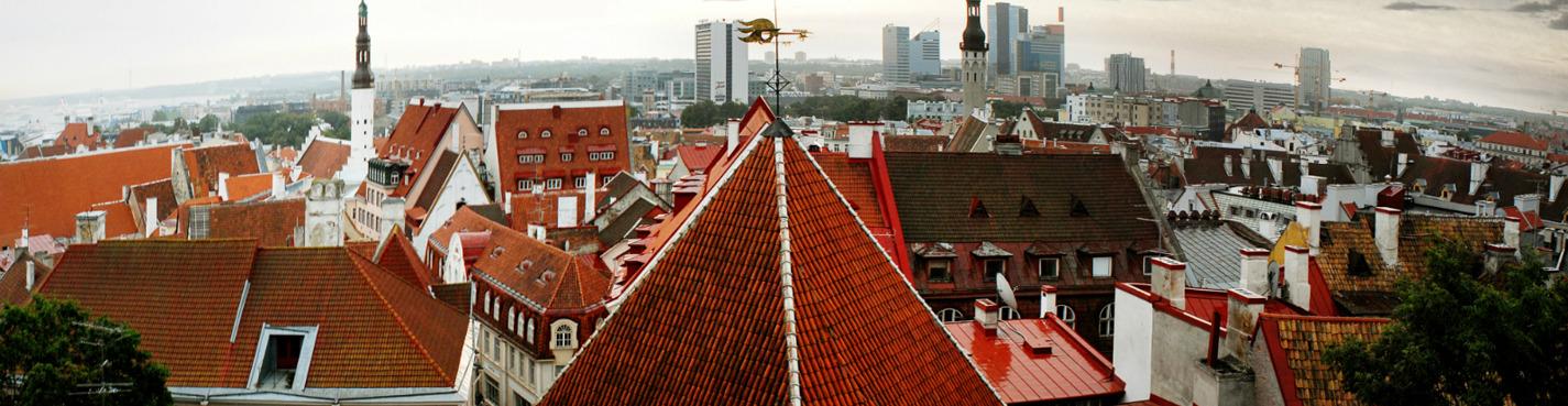 Красота и величие средневекового города