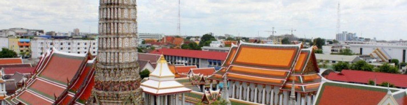 Исторический Бангкок + Храм Утренней Зари