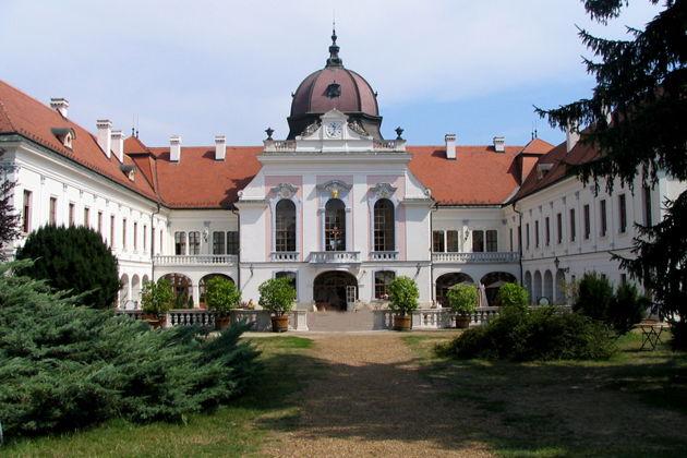 Экскурсия в Будапеште: Геделле-Вац