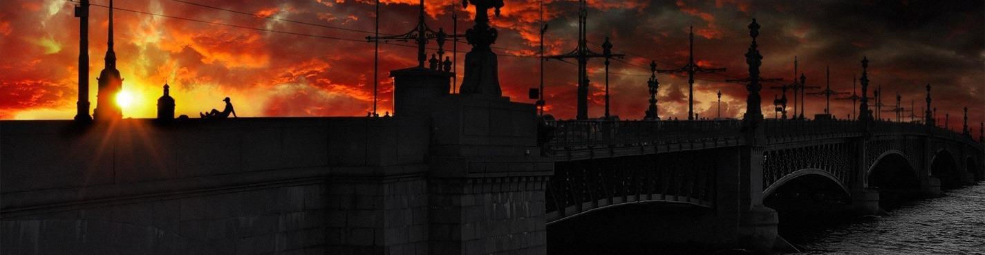 Ночь разводных мостов (с экскурсией)