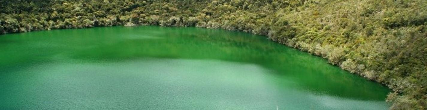 Колумбия: Вилья-де-Лейва, озеро Гуатавита, цветная деревня Ракира и Соляной собор в Сипакире.
