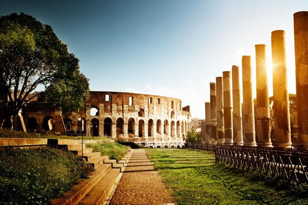 Экскурсия в Риме: Обзорная экскурсия по Риму