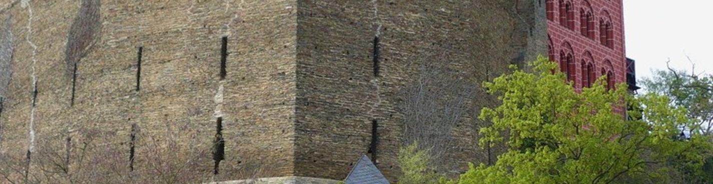Романтические замки Рейна