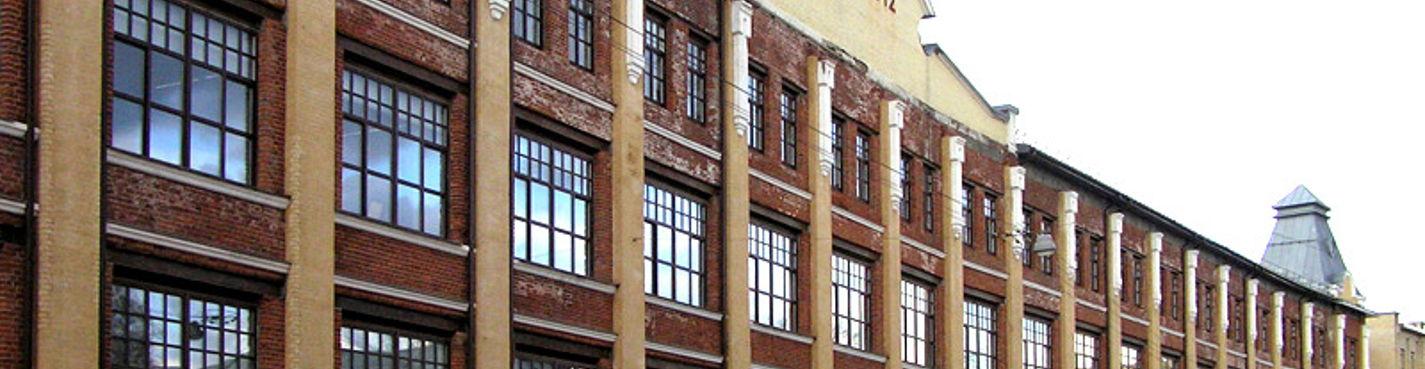 Промопром: Индустриальное наследие