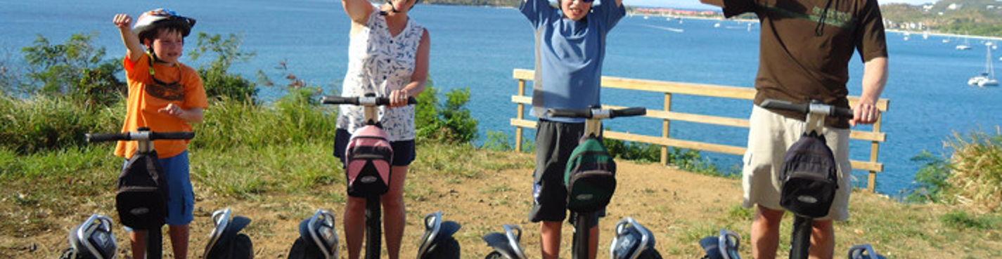 Тур по острову на Segway