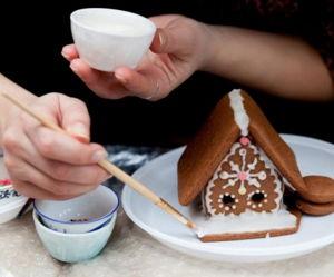 Детское чаепитие с мастер-классом по изготовлению пряничных домиков - экскурсия