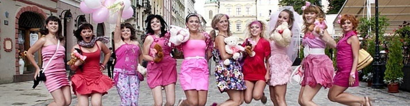 Дівоча вечірка вашої мрії у Львові