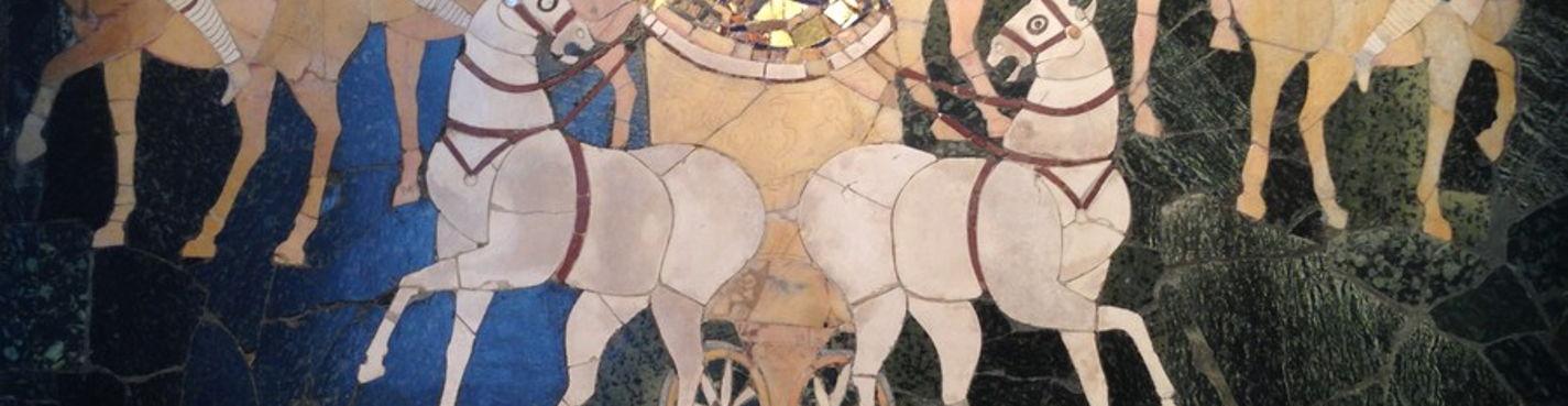 """Экскурсия для детей в Риме """"Жизнь богатых Древних Римлян"""""""