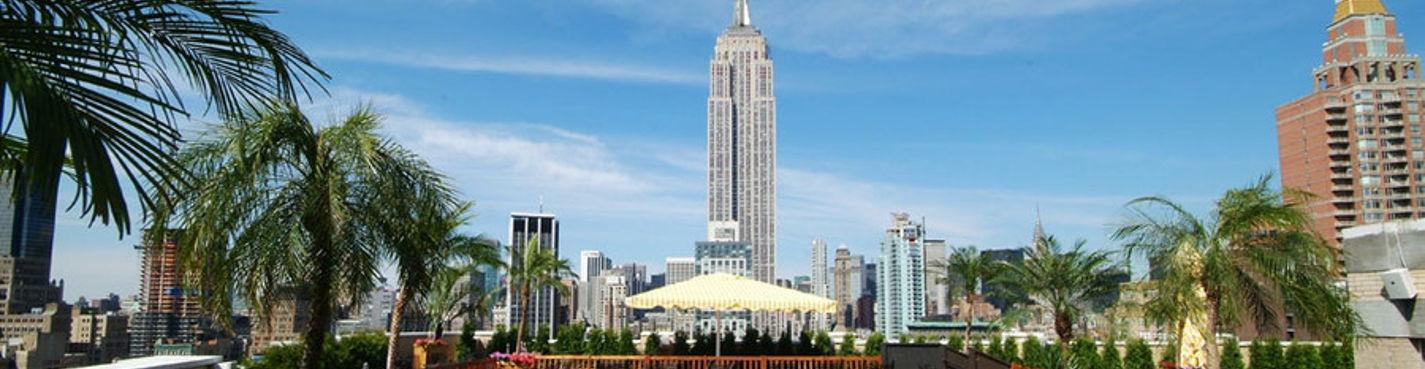 Лето в Нью-Йорке. Тур по жаркому Нью-Йорку