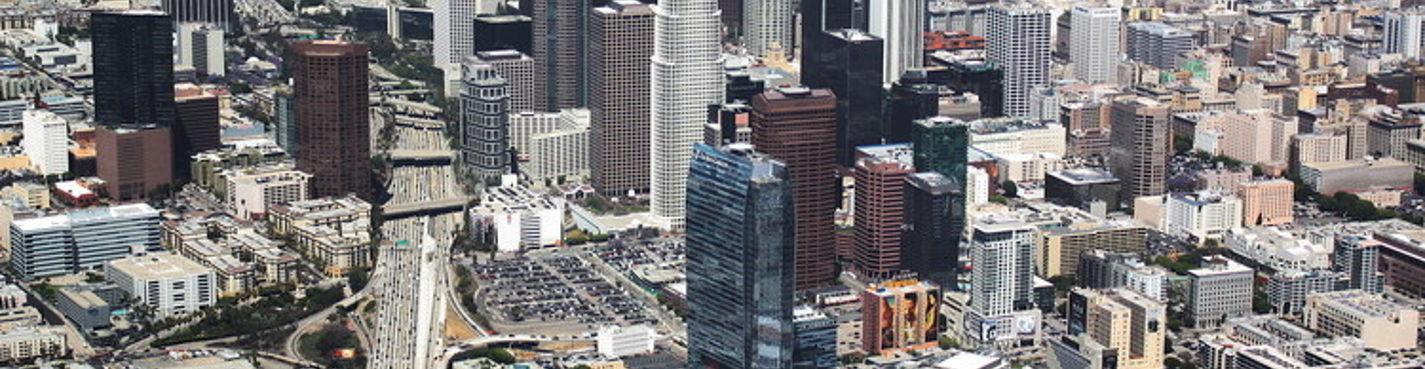 Романтика в небе Лос Анжелеса#Полеты на вертолете над Лос Анджелесом
