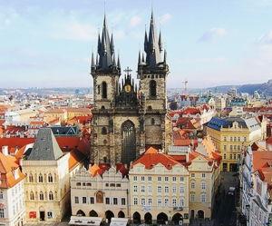 Авто-пешеходная экскурсия по Праге (индивидуальная) - экскурсия