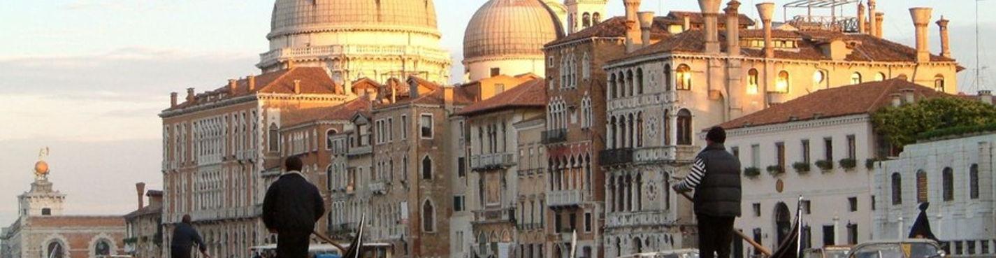Поездка в Венецию (поезд + водный трамвайчик)
